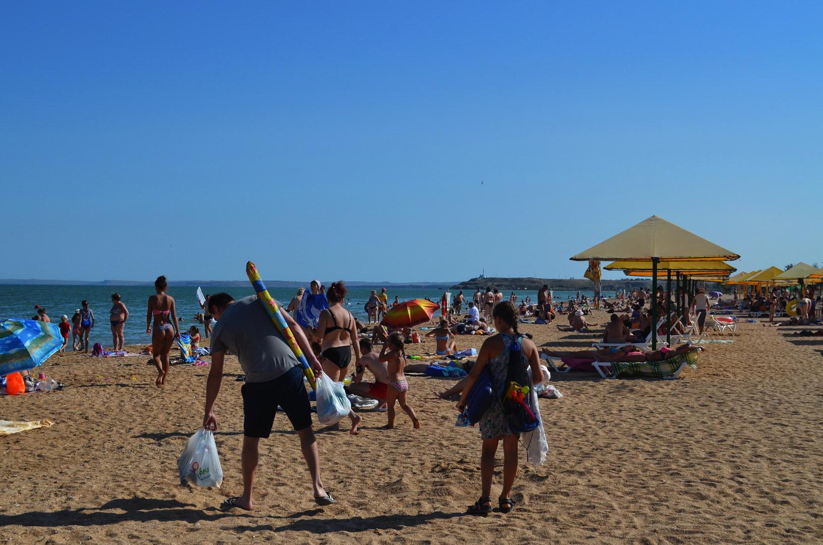 Kerch beach summe July 0195