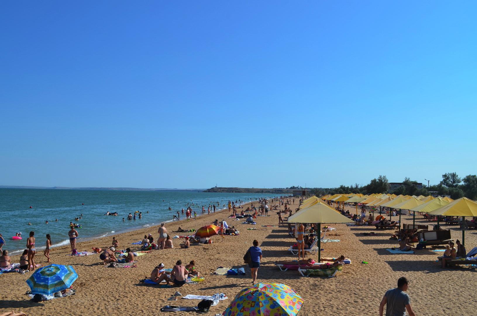 Kerch beach summe July 0212
