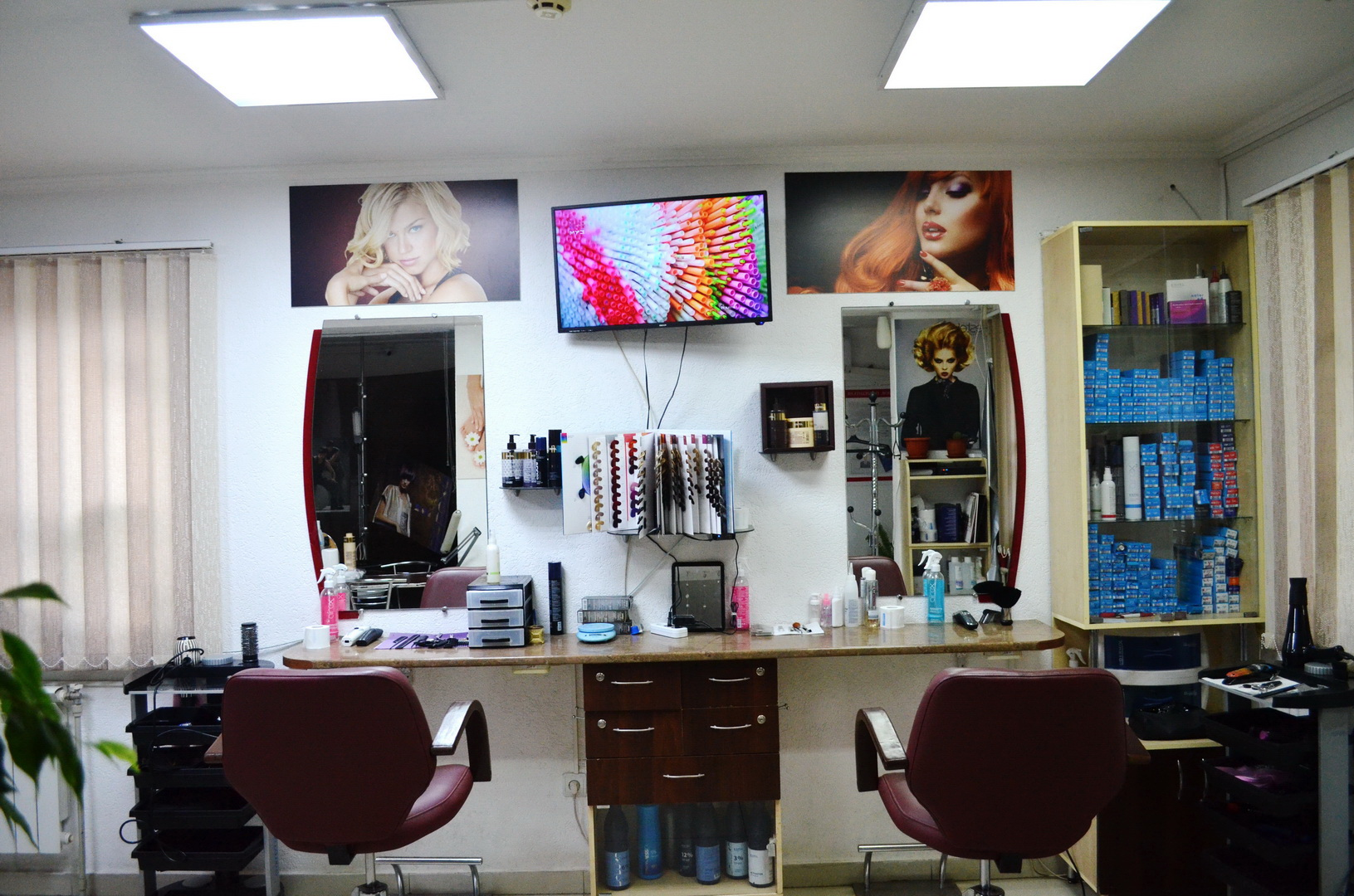 Salon Barber Suite lux 0014 2