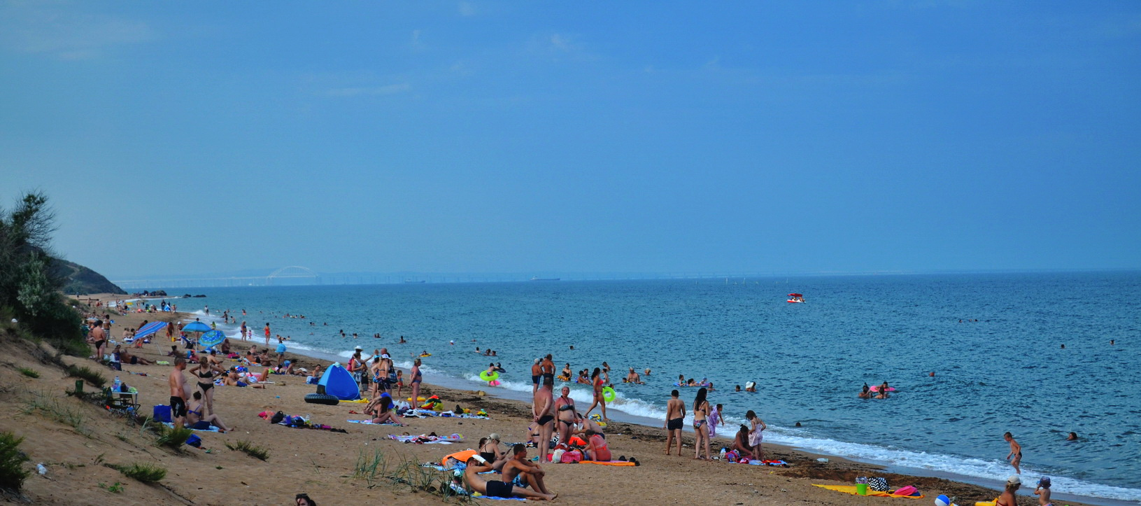 kerch beach geroevka 08 07 2020