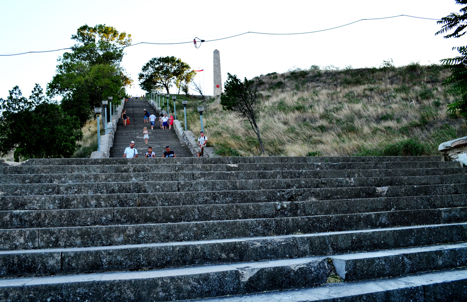 kerch the great mithridatic staircase 2019
